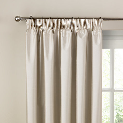 Pencil Pleats Curtains